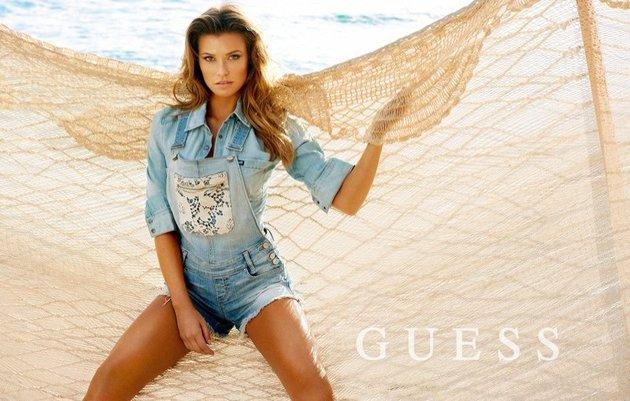 Guess Spring Summer 2014 Campaign