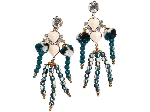 H And M Conscious Collection Earrings