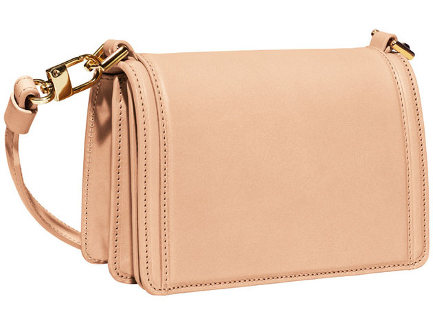 H And M Conscious Collection Nude Bag