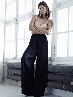 H And M Conscious Collection Palazzo Pants