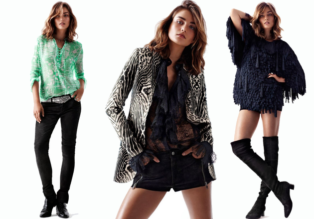 H&M Spring 2014 Lookbook