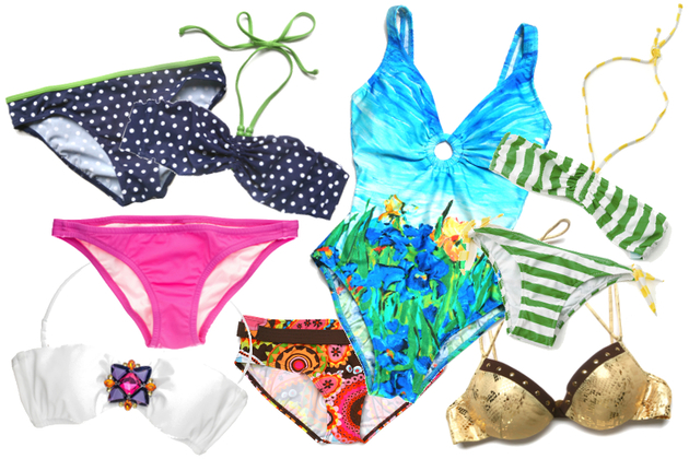 Choosing Swimsuits For Your Body
