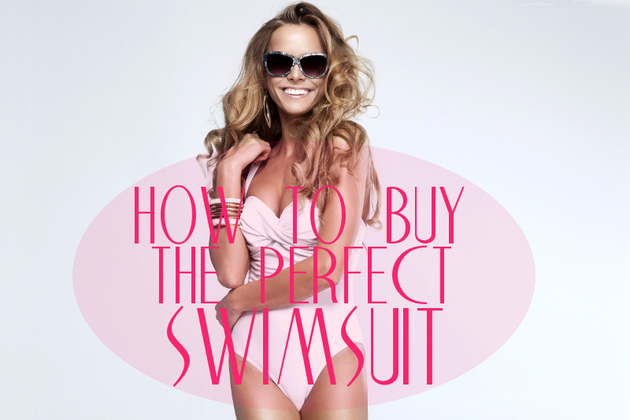 How to Buy the Perfect Swimsuit