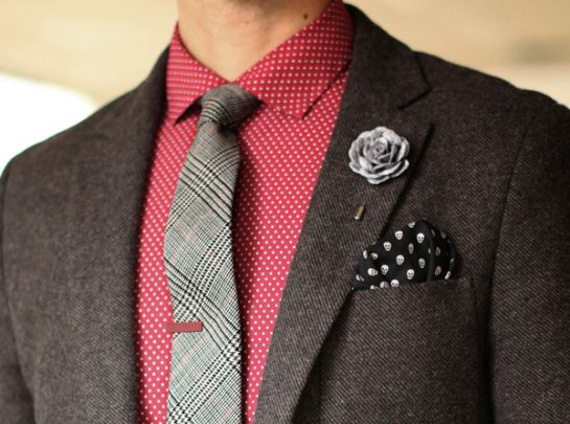 How to Choose and Wear a Tie Clip.