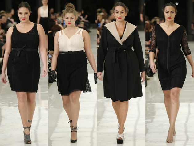 Isabel Toledo Lane Bryant Capsule 2014 Collection