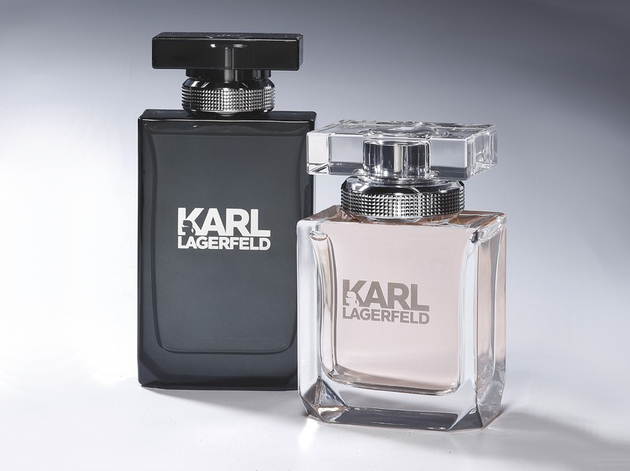 Karl Lagerfeld Fragrances 2014 For Him And Her