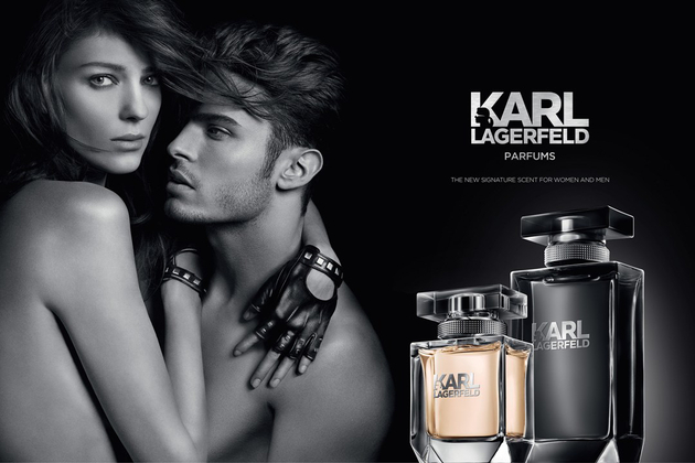 Karl Lagerfeld Men and Women Fragrances 2014