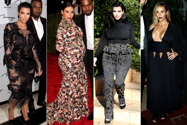 Kim Kardashian's Worst Dressed Moments