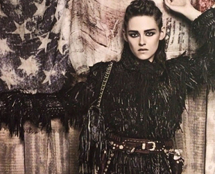 We finally got a glimpse of Kristen's Stewart's first ads for Chanel! Check out a sneak peek of the Chanel pre-fall 2014 campaign.