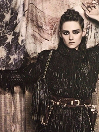 Kristen Stewart Chanel Pre-Fall 2014 Campaign Sneak Peek