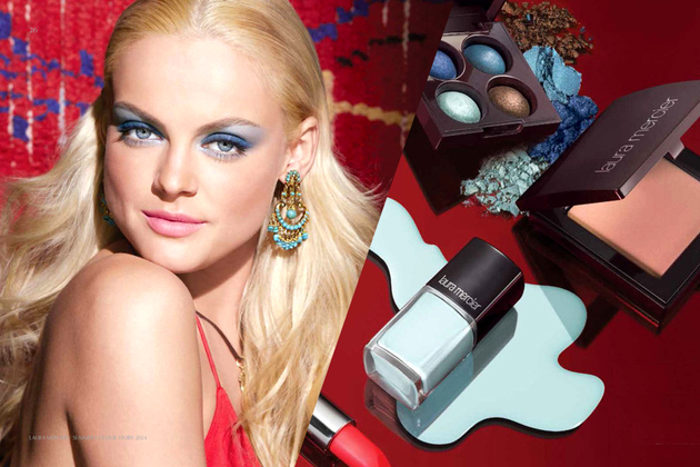 Laura Mercier Summer 2014 Makeup: New Attitude Collection