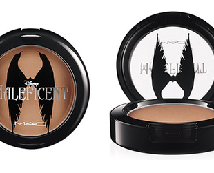 Have a look at the much awaited upcoming MAC Cosmetics summer 2014 makeup line inspired by Maleficent movie.