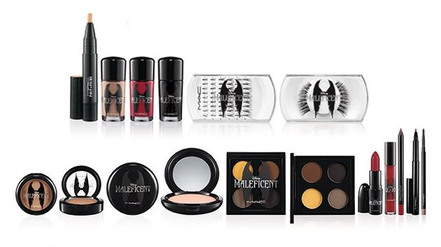 Mac Cosmetics Maleficent Full Line