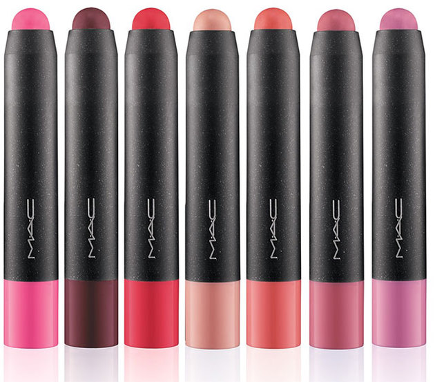 Mac Cosmetics Pantentplish Lip Pencils