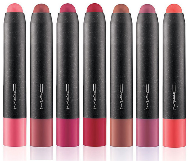 Mac Patentpolish Lip Collection 2014