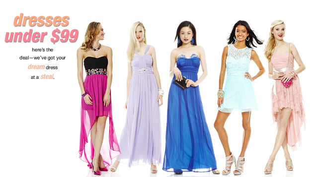 Macy's 2014 Prom Dresses On A Budget Style  (1)