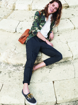 Erin Wasson For Madewell Spring 2014 Campaign  (15)