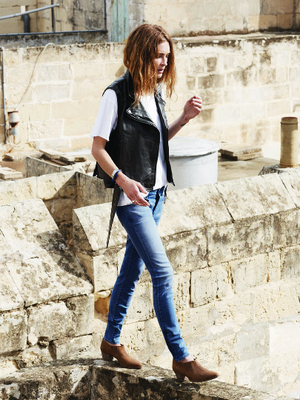 Erin Wasson For Madewell Spring 2014 Campaign  (6)