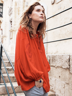 Erin Wasson For Madewell Spring 2014 Campaign  (9)