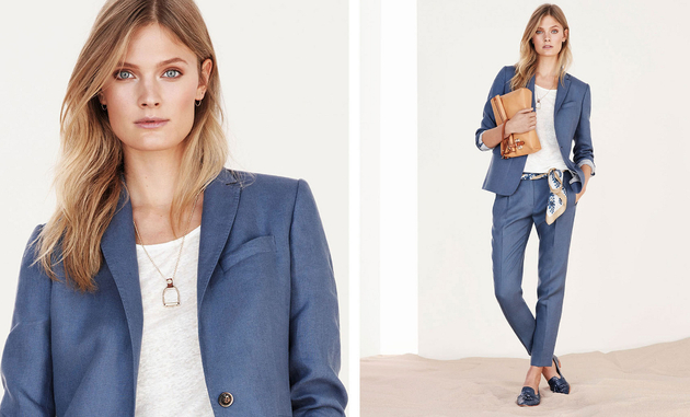 Massimo Dutti March 2014 Lookbook  (4)