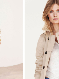 Massimo Dutti March 2014 Lookbook
