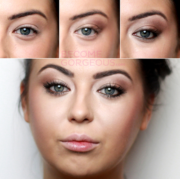 Miley Cyrus Eye Makeup Tutorial