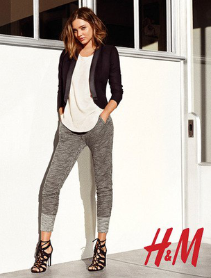 Miranda Kerr For H M Spring 2014 Ads