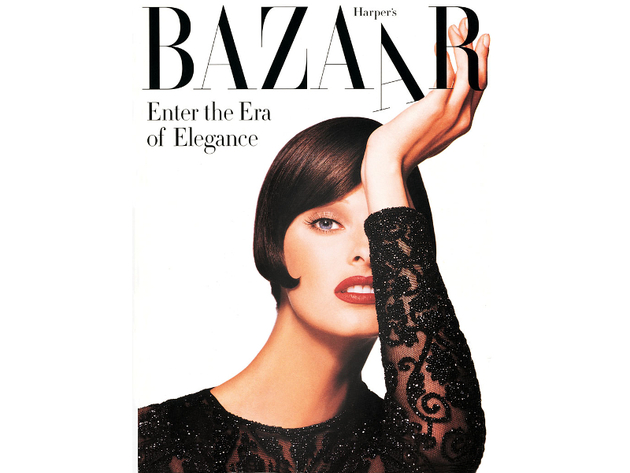 Harper'S Bazaar (September 1992)
