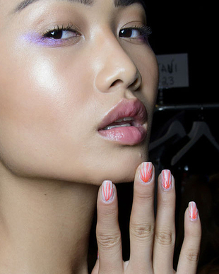 Nail Art Trends Spring 2014