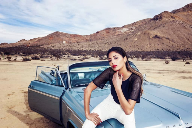Nicole Scherzinger 2014 Missguided Collection