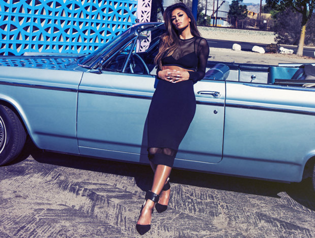 Nicole Scherzinger for Missguided 2014 Collection