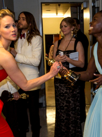 Oscars 2014 Best Moments In GIFs