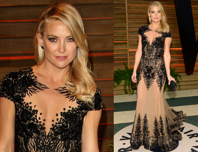 Kate Hudson Oscars After Party 2014