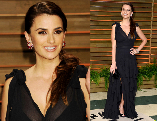 Penelope Cruz Oscars After Party 2014