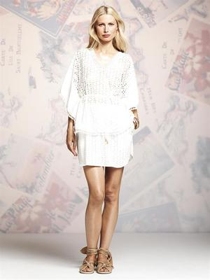 Peter Some For Designation Crochet Dress