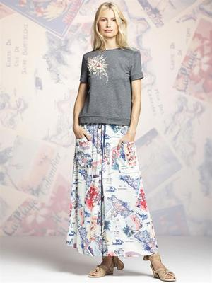 Peter Some For Designation Long Skirt And Top