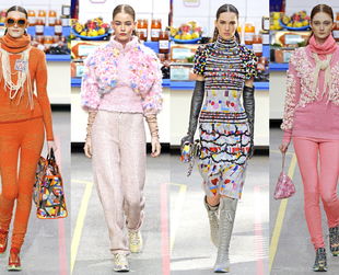 Check out the best highlights from the Chanel, Miu, Miu, Hermes, Zadig & Voltaire and Louis Vuitton fall 2014 collections.