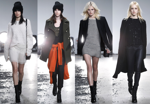 Zadig Voltaire Fall 2014