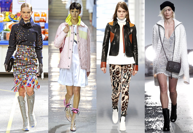 PFW Fall 2014 Trends: Practicality and Eclecticism