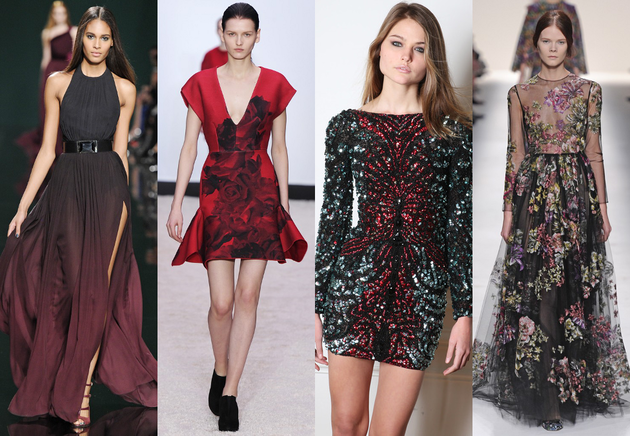 PFW Fall 2014 Trends: Whimsical Elegance