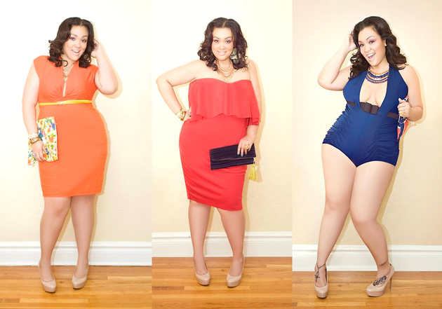 Sexy Plus Size Outfits
