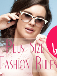 Plus Size Fashion Rules to Break