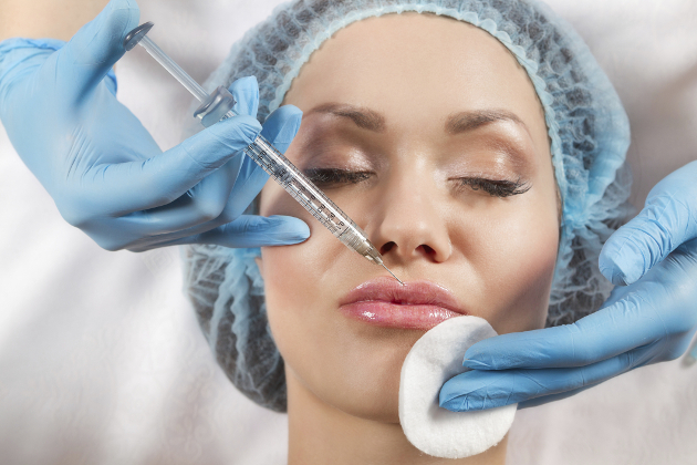 Types Of Injectable Face Fillers