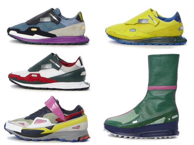 Pictures   Raf Simons x adidas Sneakers Spring Summer 2014 - Raf ... 80c0b0efb