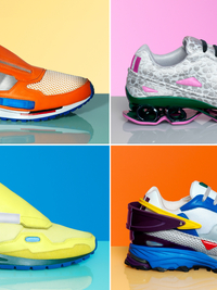 Raf Simons x adidas Sneakers Spring/Summer 2014