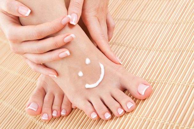 Massage For Tired Feet