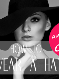 Rules on How to Wear a Hat