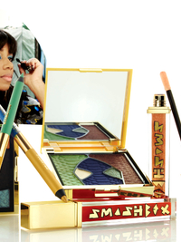 Smashbox The Santigolden Age Summer 2014 Makeup Collection