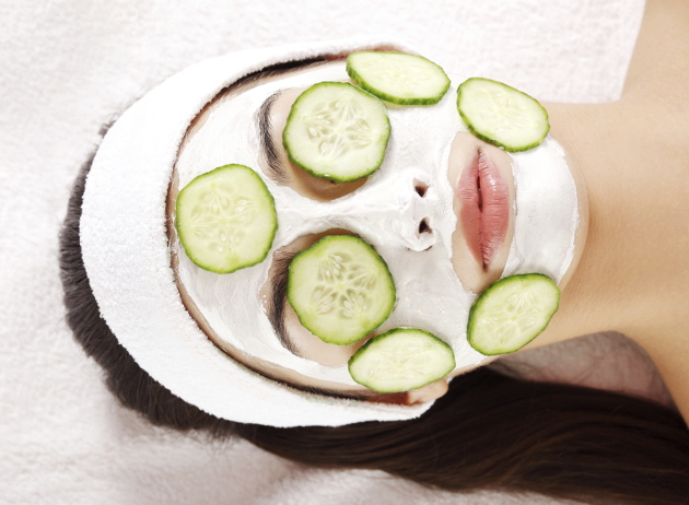 Homemade Skin Care Facials