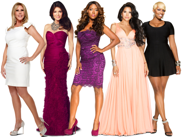 The Real Housewives Awards Winners